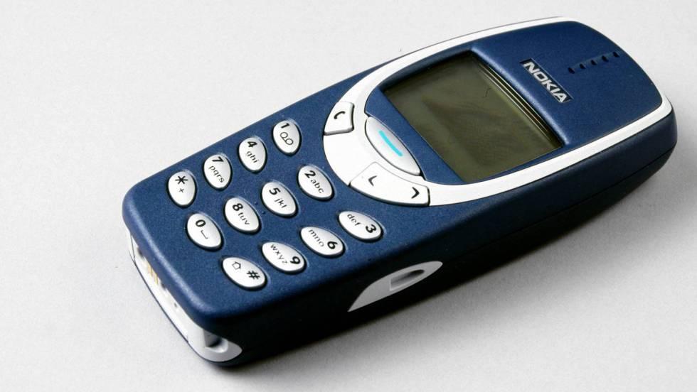 Vuelve el Nokia 3310, el móvil