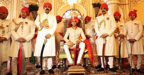 En Jaipur aún existe un maharajá y se codea con los herederos de la corona británica