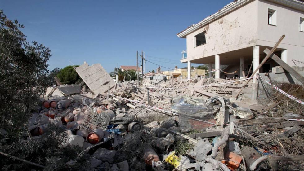 """La explosión fortuita de Alcanar frustró un atentado """"de mayor alcance"""" en Barcelona"""