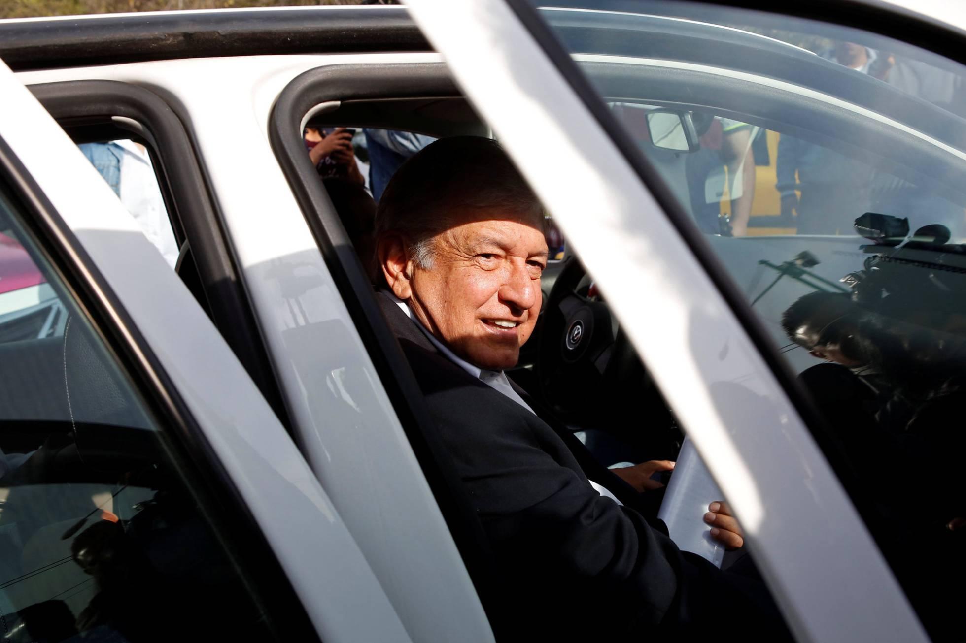 L�pez Obrador apuesta por un cambio en la renegociaci�n del TLC