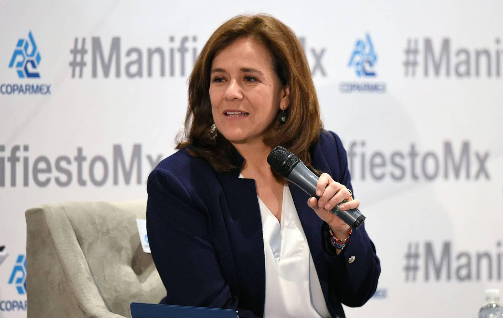 Margarita Zavala renuncia a su candidatura para presidir México