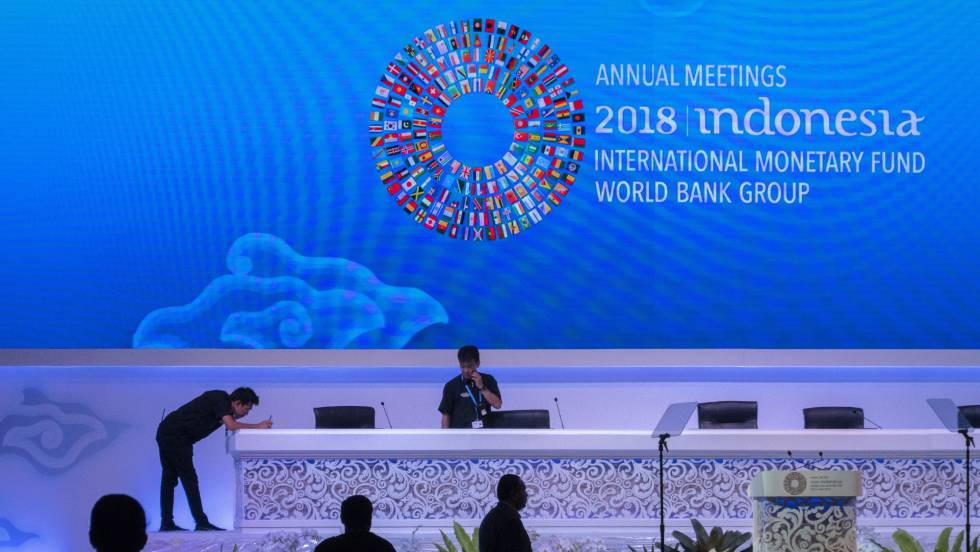 El FMI avisa a EE UU de que será el gran perdedor de la guerra comercial