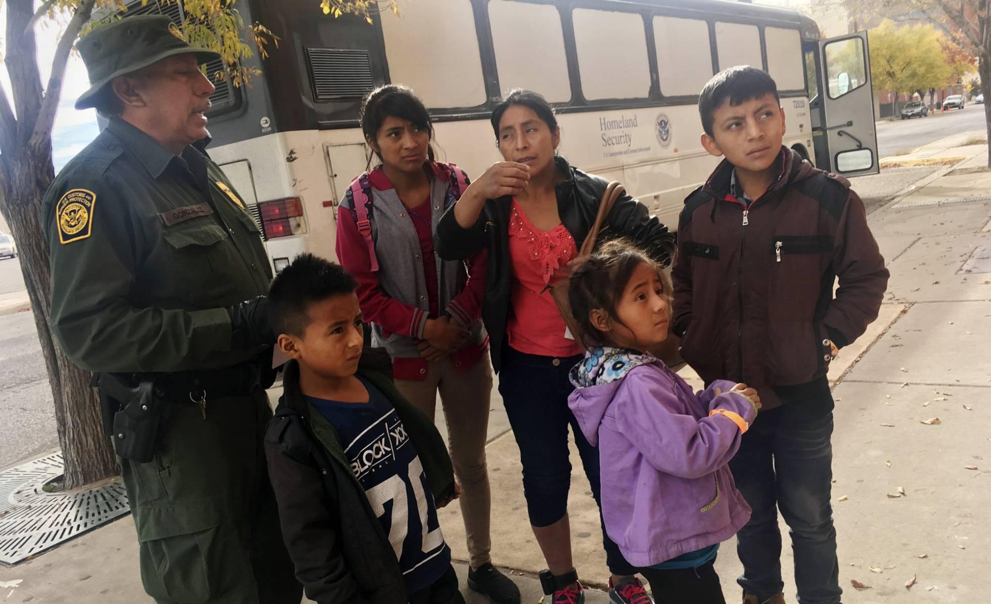 Muere deshidratada una inmigrante de siete a�os tras ser detenida en la frontera de Nuevo M�xico