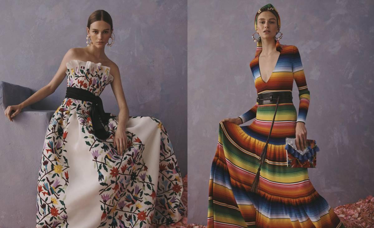 México acusa a Carolina Herrera de apropiación cultural por su colección más reciente