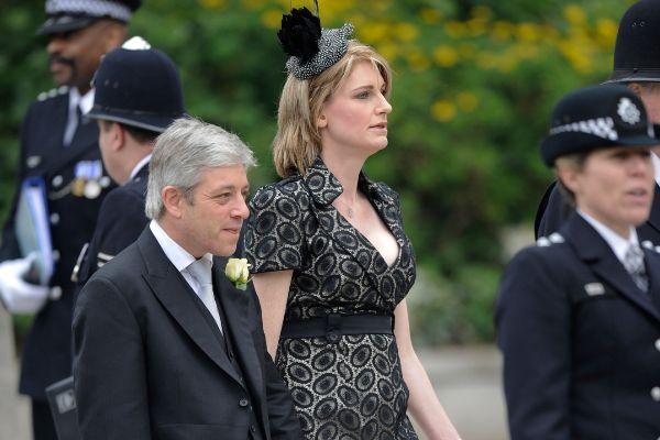 Sally, la mujer ´infiel´ por la que dimite el presidente de la Cámara británica