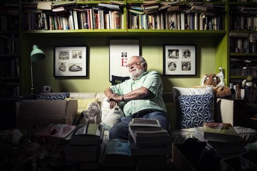 """Fernando Savater: """"Llorando no hay forma de componer bien una frase"""""""