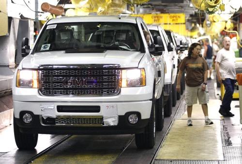 Los trabajadores de General Motors en EE UU, convocados a la primera huelga nacional en 12 años