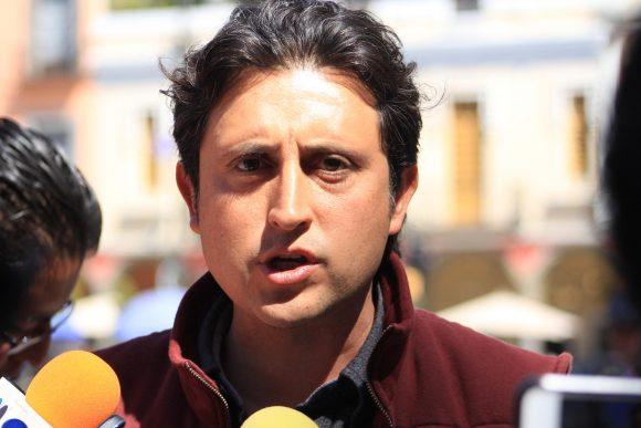 """""""Yo no soy Zhenli Ye Gon"""": José Juan Espinosa ante amenazas de Lozano"""