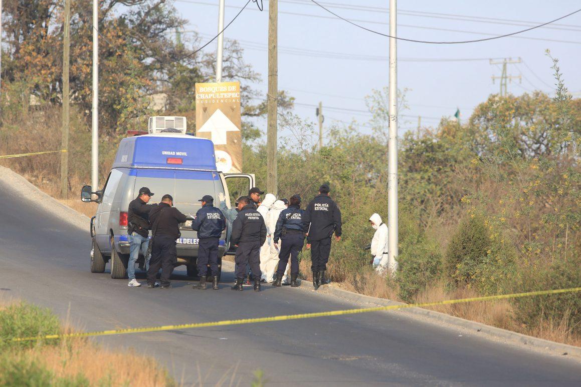 En solo unas horas hallan a siete ejecutados en el municipio de Puebla