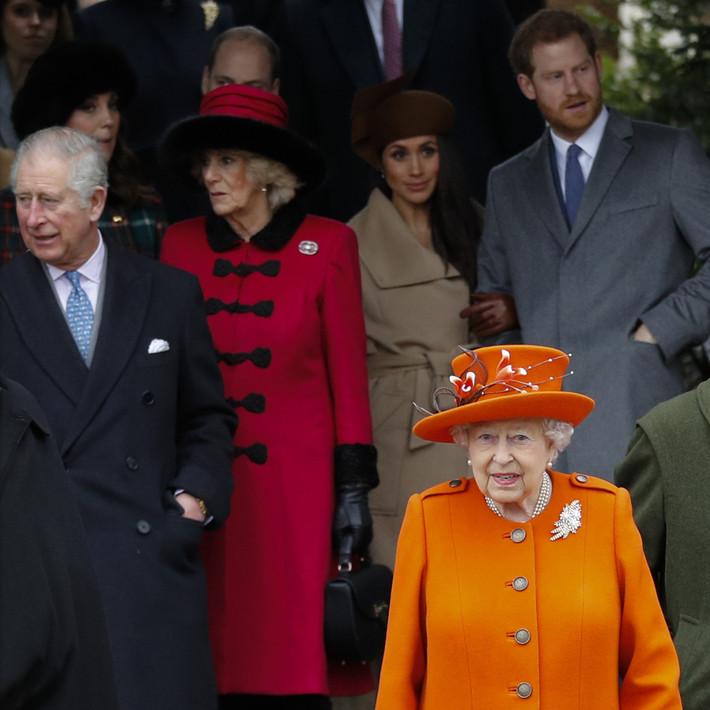 Los 5 temas que discutirá la familia real británica en la reunión de hoy sobre Harry y Meghan