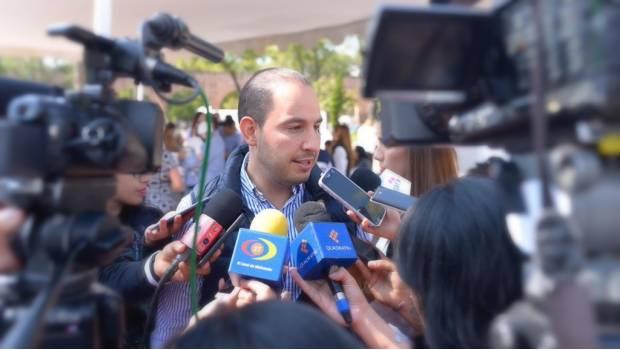 Marko Cortés arrasa con 79% en elección del PAN, según resultados preliminares