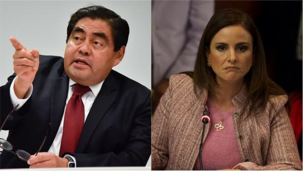 Barbosa y Nancy arrasan en Puebla; él, el más conocido; ella, la mejor en careos