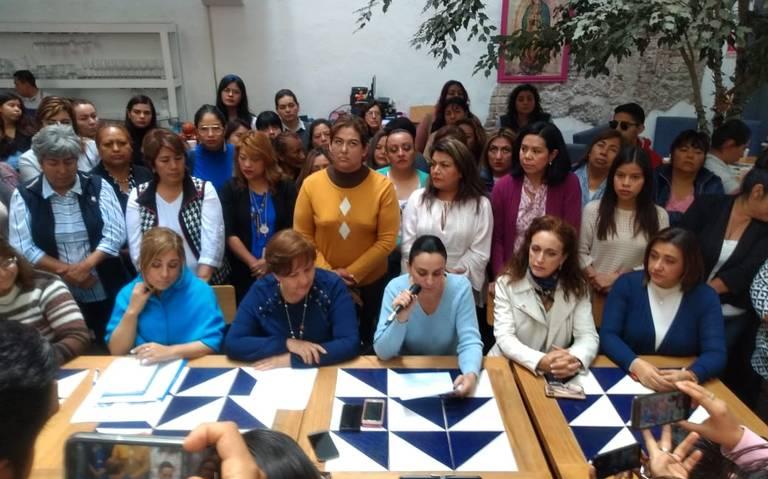 Acusan mujeres panistas violencia política de género de su dirigencia estatal