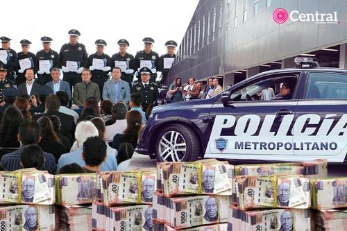 Ayuntamiento de Puebla pedirá línea de crédito por 2 mil millones de pesos para Seguridad Pública; serán ejecutados por PPS