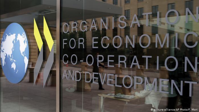 La OCDE rebaja sus previsiones de crecimiento para 2019 y 2020
