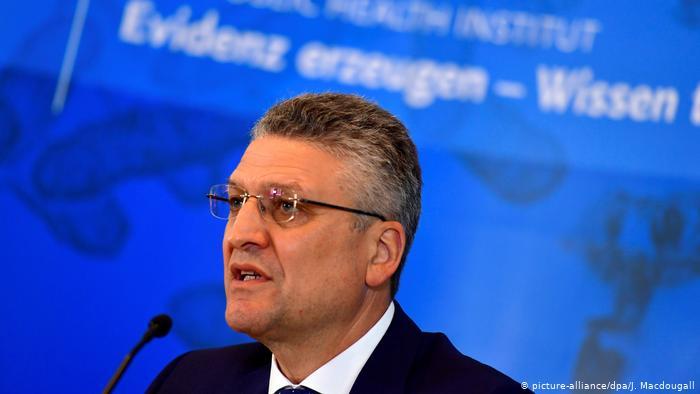 Alemania: RKI expresó su