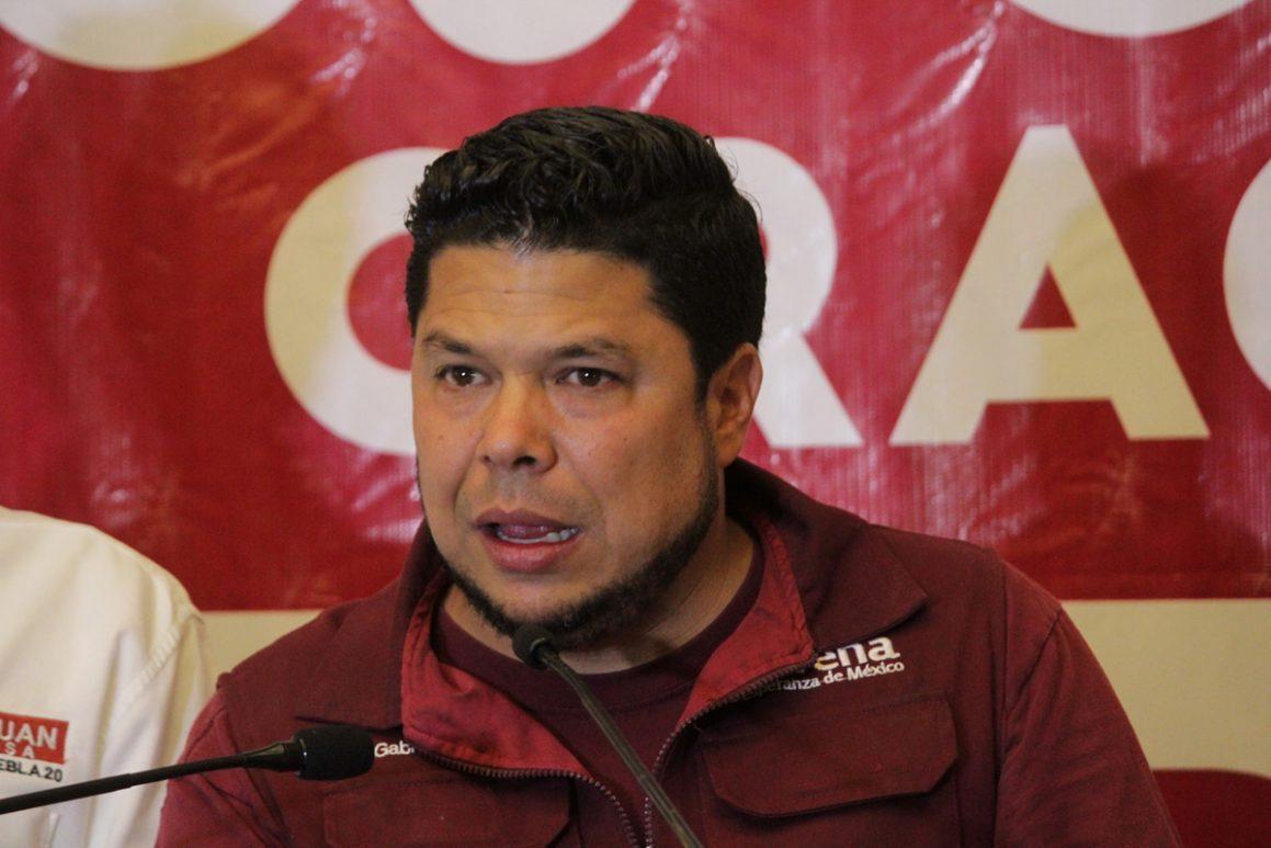 Ordenes de aprehensión contra presidente de Morena y legisladores electos