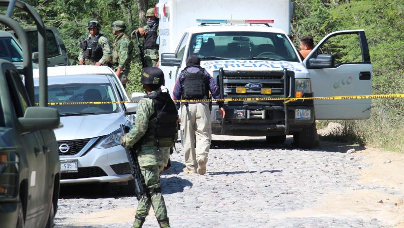 Mueren 15 tras enfrentamiento en Iguala