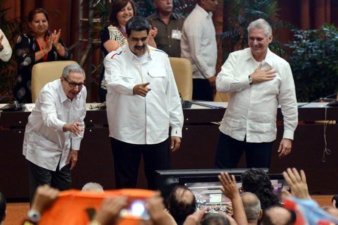 Destaca Maduro papel de AMLO en Latinoamérica
