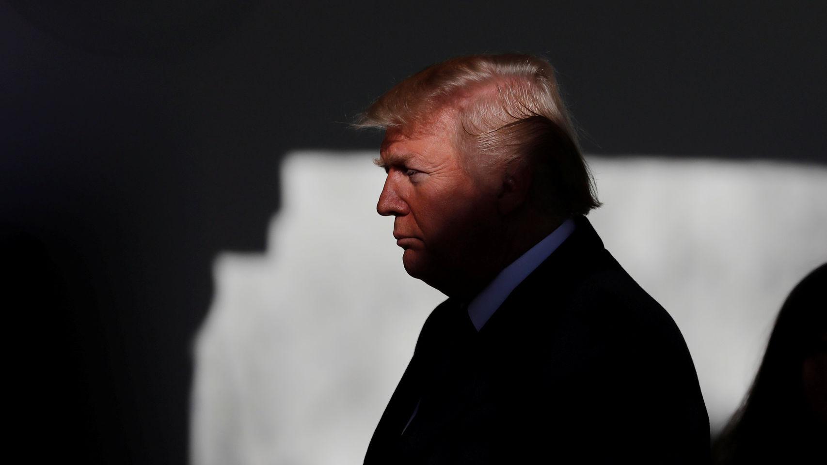 Los cad�veres en el armario de la Casa Blanca de Trump
