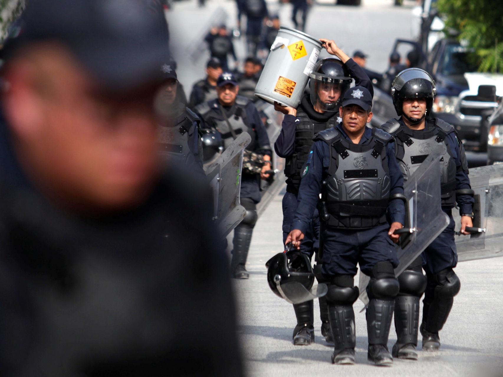 México: cómo la policía construye delincuentes