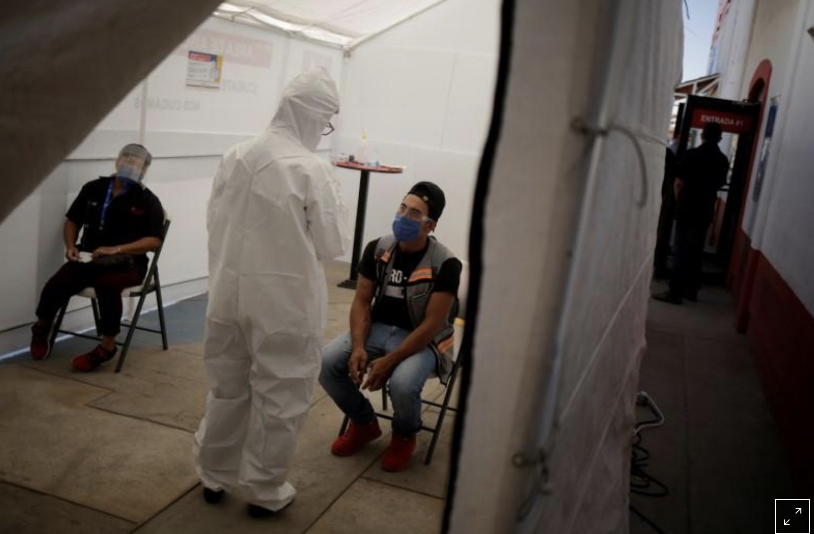 México roza las 10,000 muertes por coronavirus, contagiados se elevan a 90,664