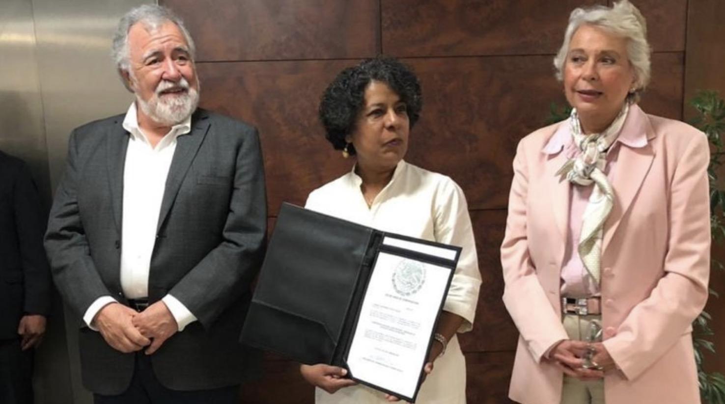 María Candelaria Ochoa presentó su renuncia a la Comisión Nacional para Prevenir y Erradicar la Violencia contra las Mujeres