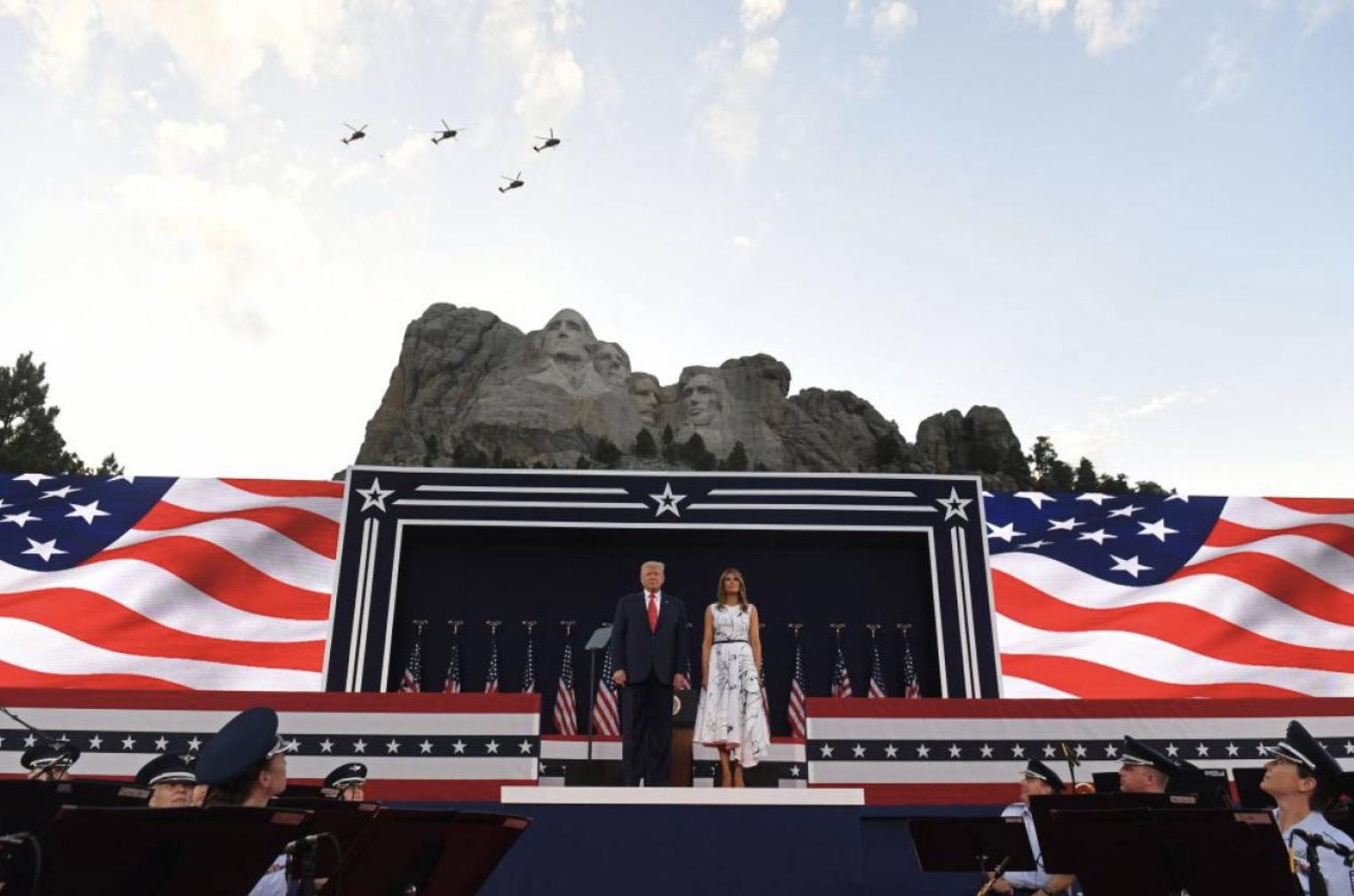 Feliz 4 de julio... menos para Donald Trump