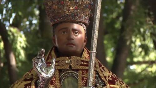 Así fue la vida que llevó San Fermín, el primer obispo de Pamplona