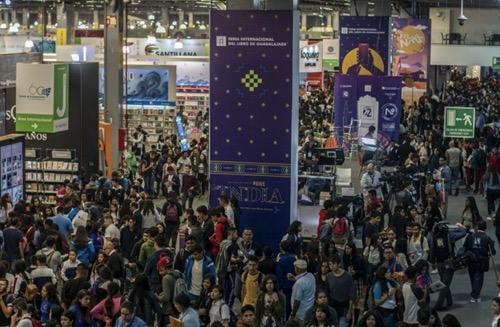 La Feria del Libro de Guadalajara sufre las primeras bajas por el coronavirus