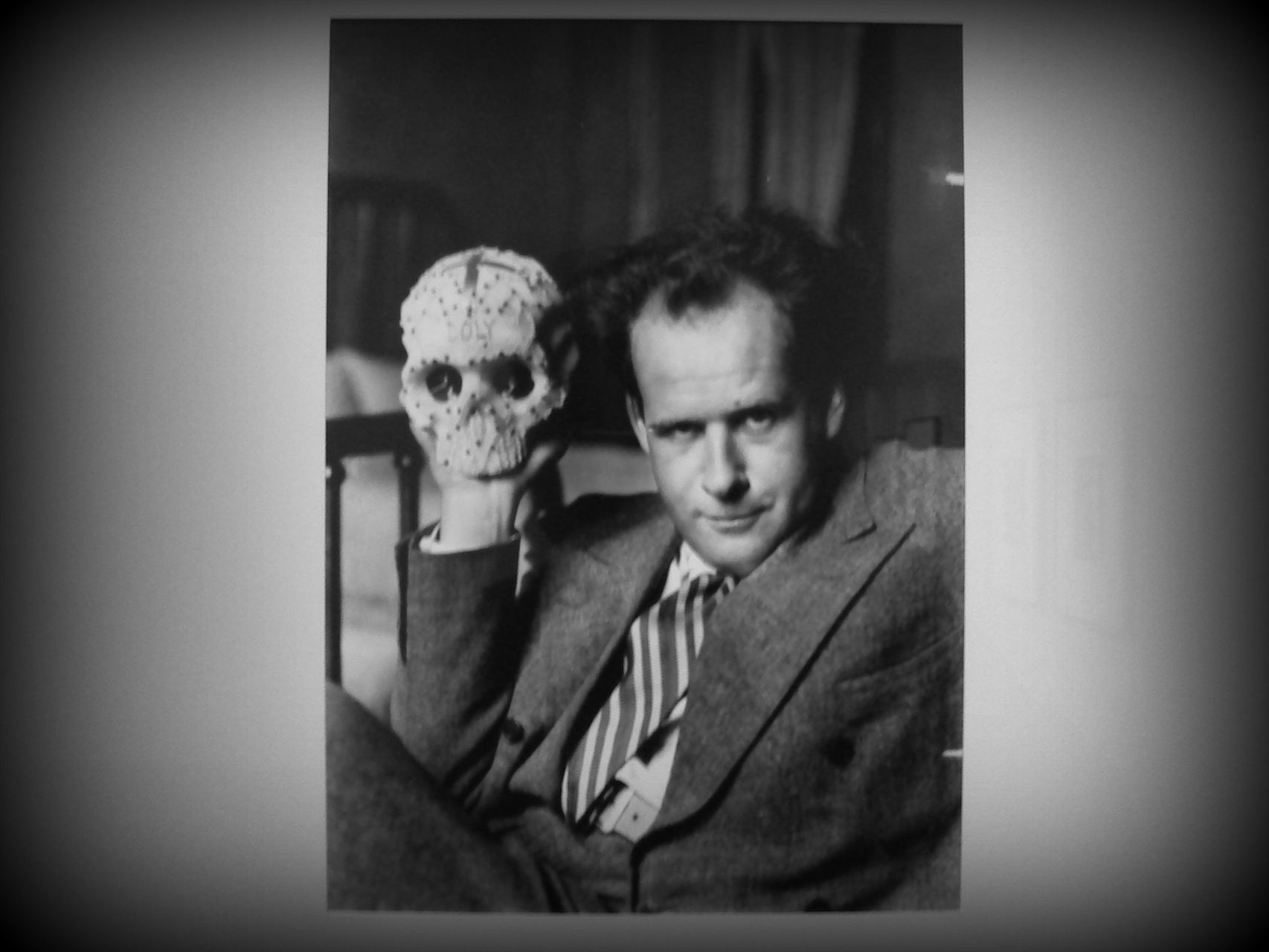 El día en que Eisenstein bailó con los muertos en México