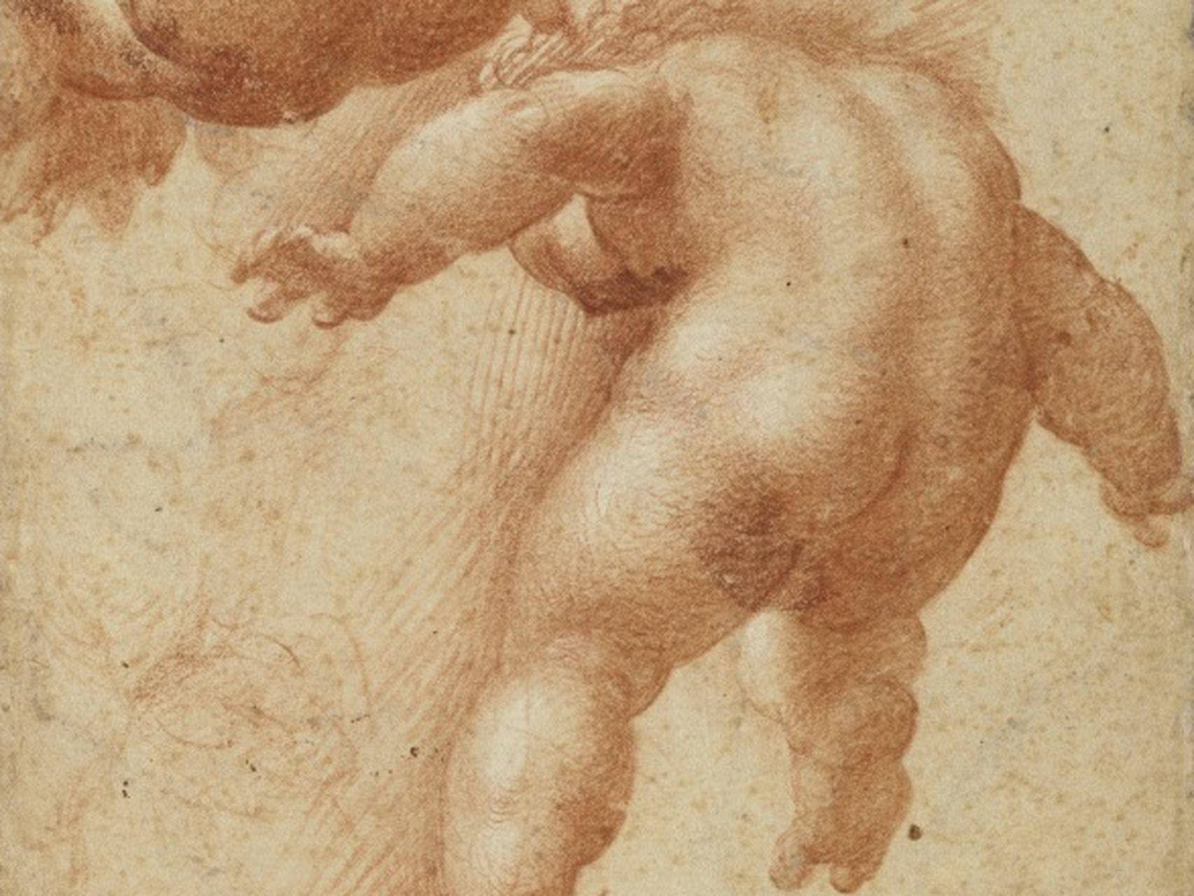 El Louvre descubre el secreto del Parmigianino