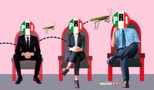 4 políticos (chapulines) del PRI que se niegan a dejar el Congreso