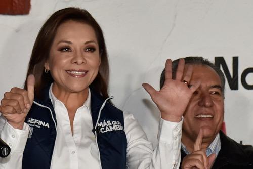 La elección en el Edomex podría terminar en una impugnación: Vázquez Mota