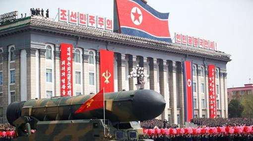 La verdad sobre los misiles atómicos del «gigante» coreano que podrían destruir Occidente