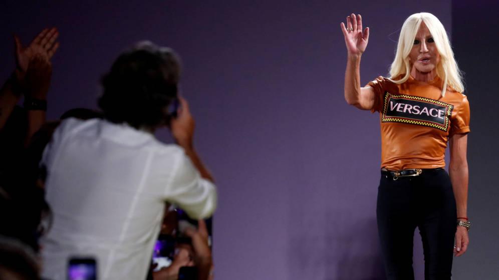Versace se vende por 2.000 millones a un gran grupo estadounidense