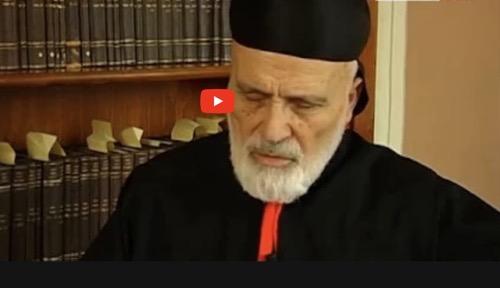 Fallece a los 98 años el cardenal Sfeir, patriarca emérito de los maronitas