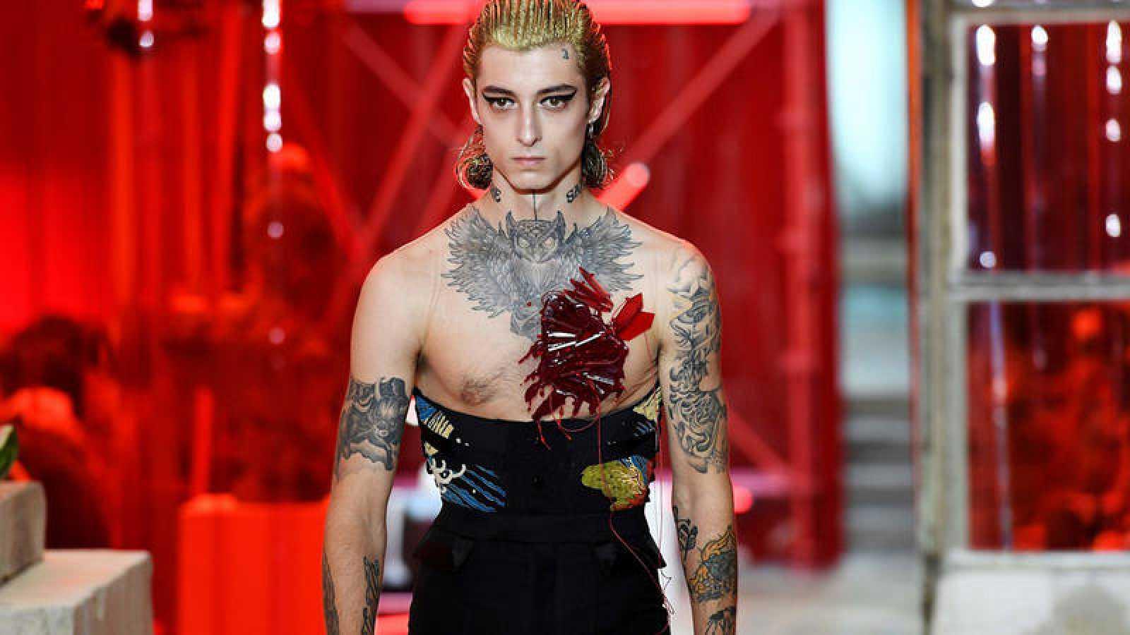 La moda muta y entra en una nueva dimensi�n