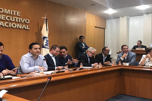 Comisión Permanente echa abajo elección abierta del PAN en Puebla