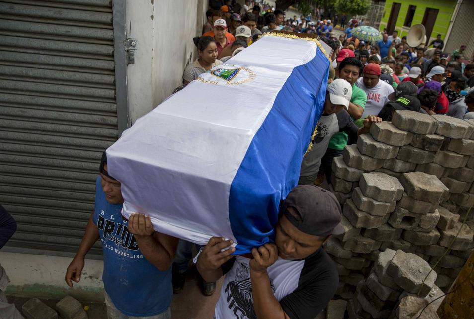 Brutal ataque del Gobierno de Nicaragua contra una comunidad ind�gena