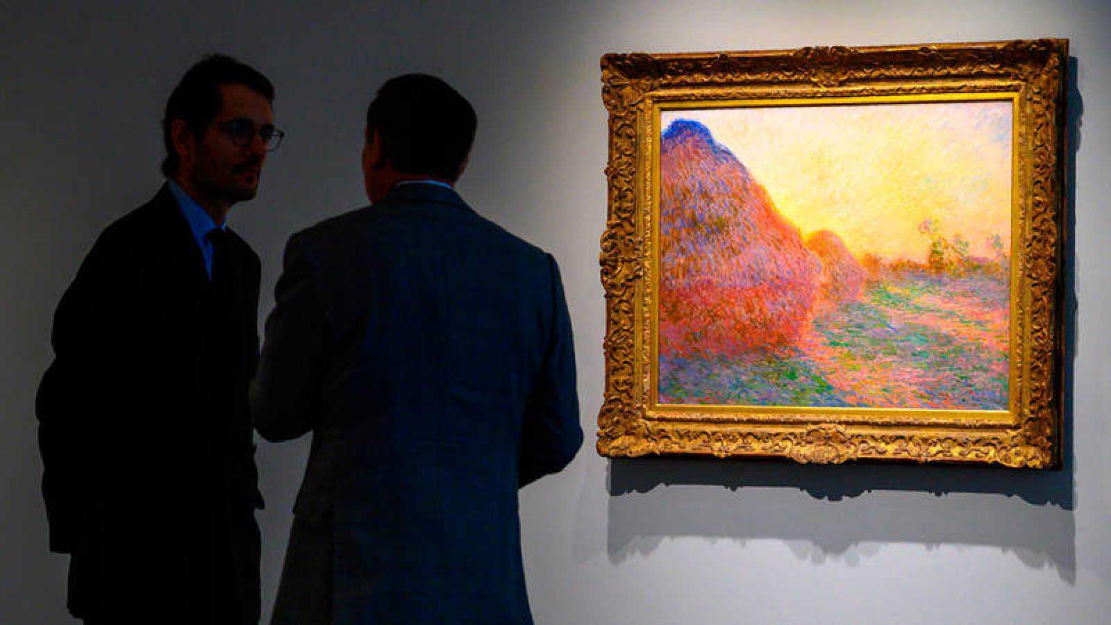 Monet, el pintor impresionista más caro de la historia
