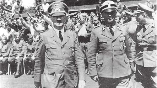 Documentos desclasificados revelaron nueva información sobre la operación de grupos pro nazis en México