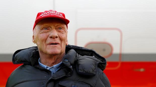 Muere Niki Lauda, mito de la Fórmula 1
