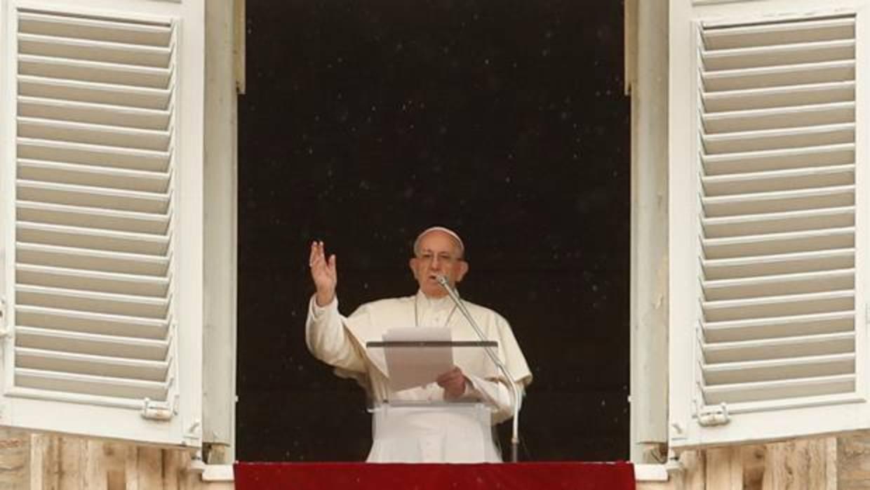 El Papa se manifiesta «profundamente consternado» por la escalada de bombardeos en Siria