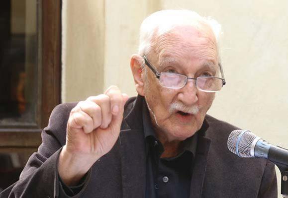 Falleci� Pedro �ngel Palou, cronista y hacedor de instituciones en Puebla