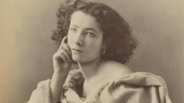 Sarah Bernhardt, la actriz que dormía en un ataúd
