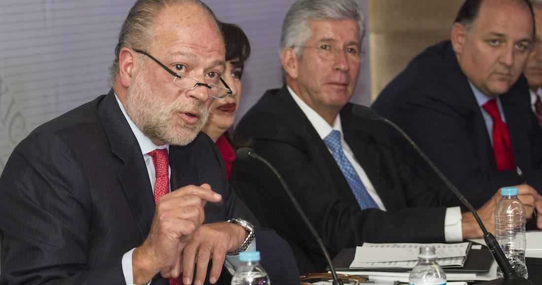 """El Grupo Aeroportuario del NAIM gasta 125 mdp en """"transparentar"""" contratos… pero no abre todos"""