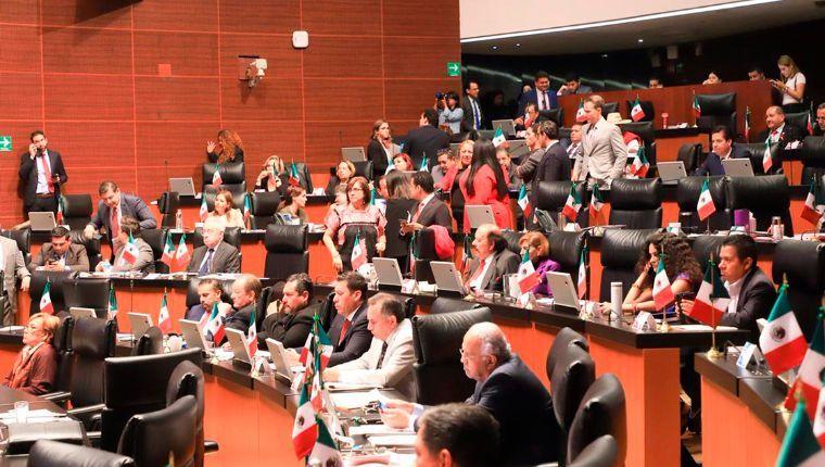 Reforma penal fiscal pasa su primer filtro en el Senado, va a San Lázaro