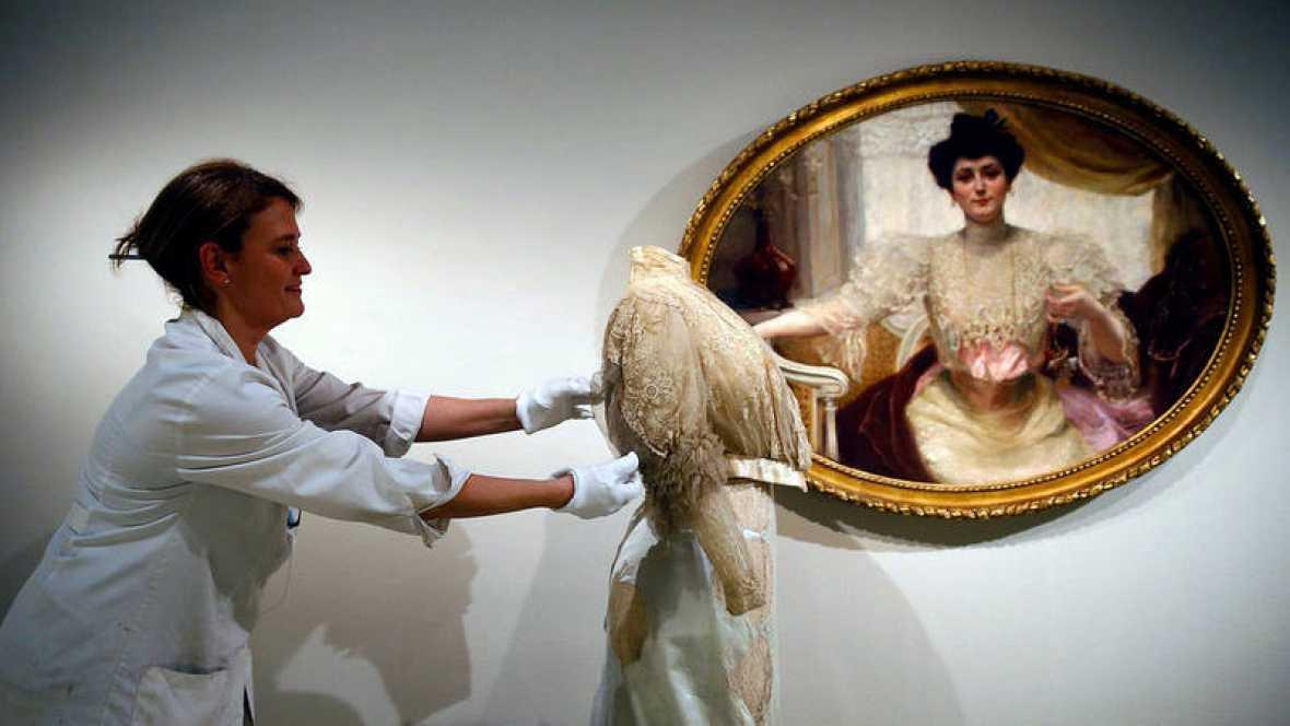 Joaquín Sorolla, el artista que pintó y amó la moda