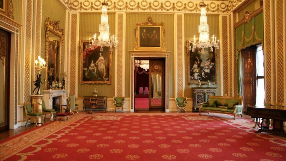 Así ha salvado el azulejo español al proveedor de moquetas de la reina de Inglaterra